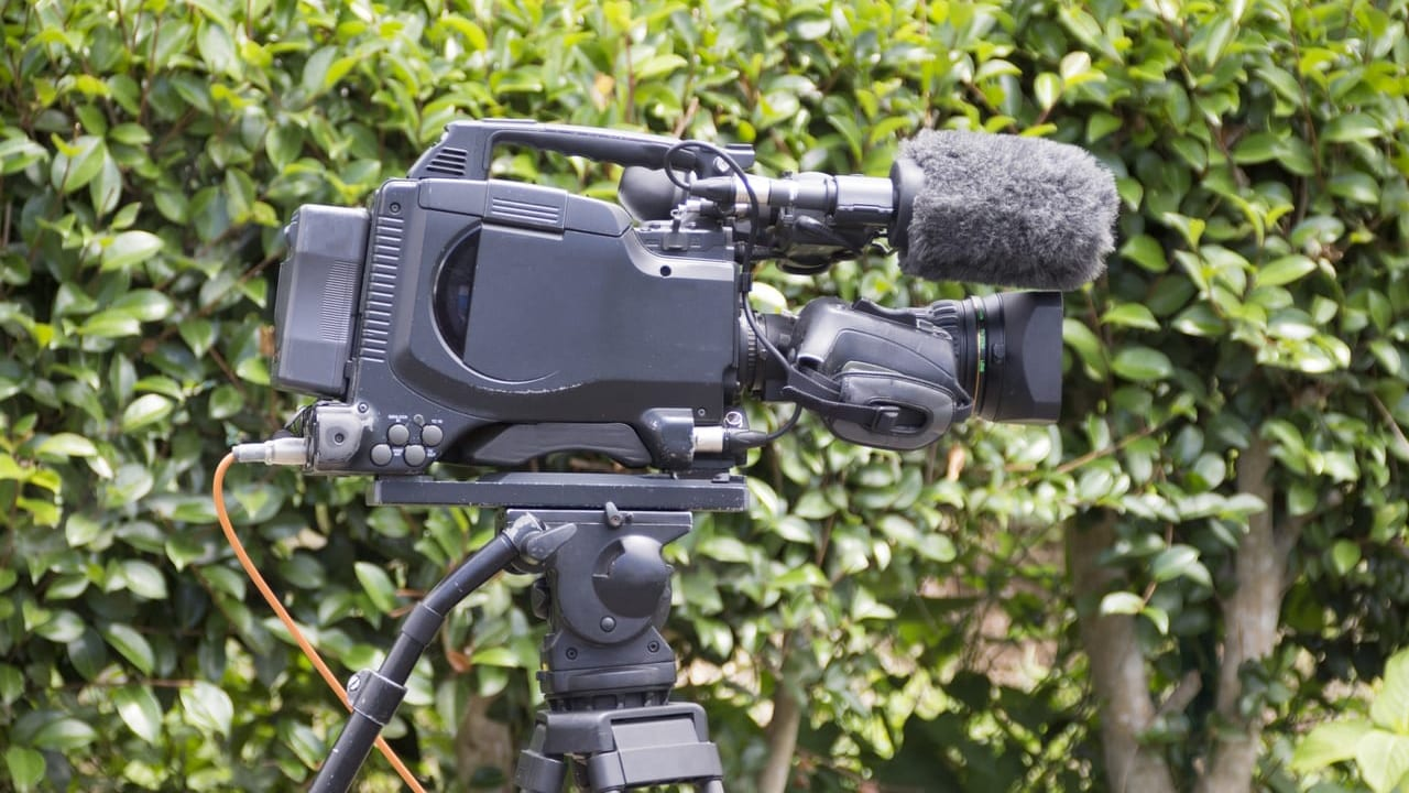 TVカメライメージ